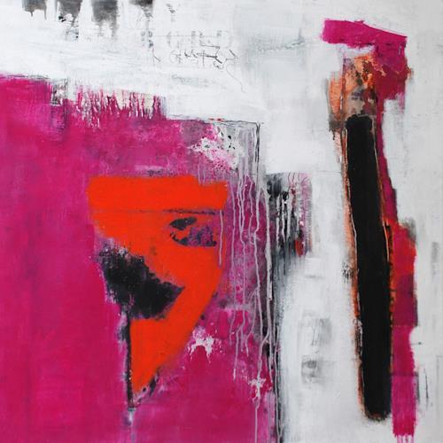 Christa Hartmann,  WAS IHR WOLLT , Abstraktes, Fantasie, Moderne