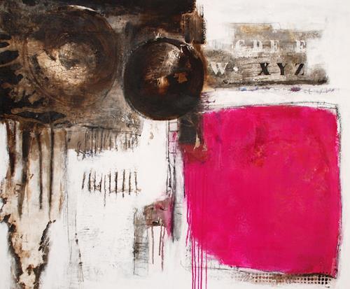 Christa Hartmann, Wie es euch gefällt, Abstraktes, Fantasie, Moderne, Abstrakter Expressionismus