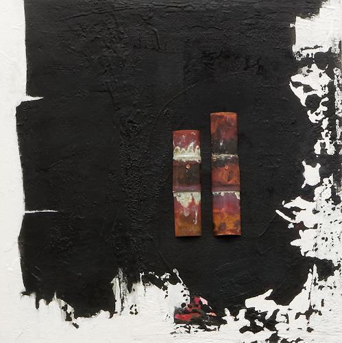 Christa Hartmann, Einzigartig, Fantasie, Abstraktes, Expressionismus