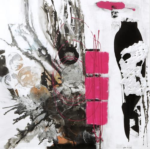 Christa Hartmann, O/T, Mythologie, Abstraktes, Expressionismus