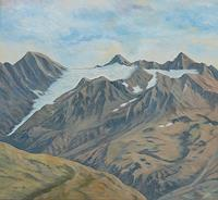 Berchtold-Landschaft-Landschaft-Moderne-Abstrakte-Kunst