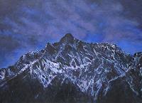 Berchtold-Landschaft-Landschaft-Berge-Moderne-Abstrakte-Kunst
