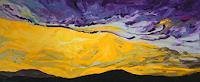 Maria-Osning-Landschaft-Berge-Moderne-Expressionismus