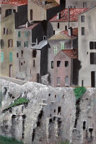 Barbara Vapenik, Bella Italia, Architektur, Gegenwartskunst