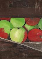 B. Vapenik, Apfelernte