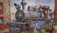 Arie Wubben, Railroad Nostalgia