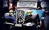 Arie Wubben, Citroen traction Avant Cabriolet
