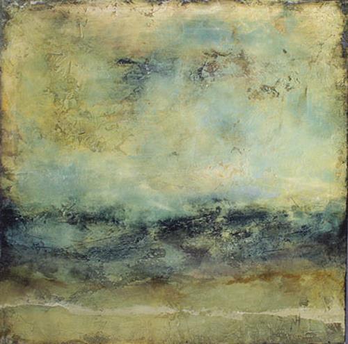 nanne hagendorff, o. T., Diverse Landschaften, Abstrakte Kunst, Expressionismus