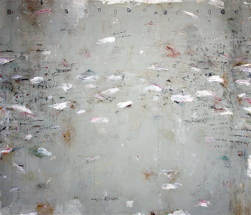 nanne hagendorff, Vom Driften auf schwerem Grund, Bewegung, Abstrakte Kunst, Expressionismus