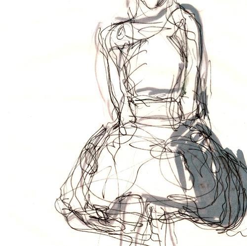 nanne hagendorff, Chic, Abstraktes, Expressionismus