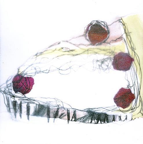 nanne hagendorff, Schwarzwälder Kirsch - verunglückt, Essen, Expressionismus