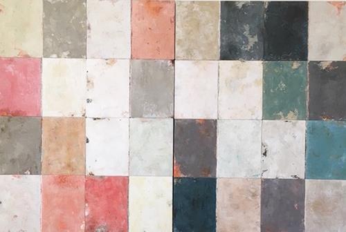 nanne hagendorff, Doppelklang, Abstraktes, Colour Field Painting