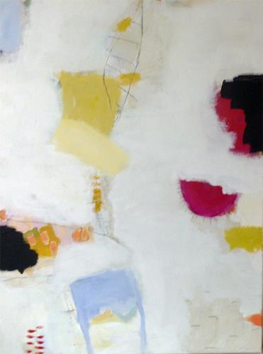 nanne hagendorff, Freundliche Koexistenz, Abstraktes, Informel, Expressionismus