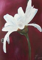 Beate-Fritz-Pflanzen-Blumen-Dekoratives-Gegenwartskunst-Gegenwartskunst