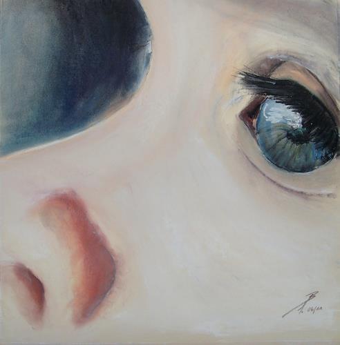 Beate Fritz, Augenblick, Menschen: Kinder, Gefühle: Stolz, Expressionismus