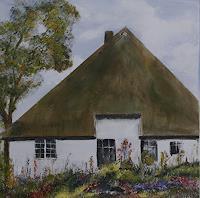 Beate-Fritz-Bauten-Haus-Wohnen-Garten-Moderne-Abstrakte-Kunst