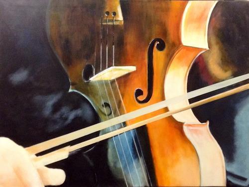 Beate Fritz, ....Viva la vida......, Musik: Instrument, Musik: Musiker