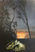 Beate-Fritz-Diverse-Romantik-Natur-Wald-Gegenwartskunst-Gegenwartskunst