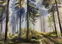 Beate-Fritz-Natur-Wald-Pflanzen-Baeume-Gegenwartskunst-Gegenwartskunst