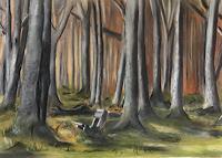 Beate-Fritz-Natur-Wald-Gefuehle-Liebe-Gegenwartskunst-Gegenwartskunst