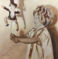 Beate-Fritz-Menschen-Kinder-Gefuehle-Freude-Gegenwartskunst-Gegenwartskunst