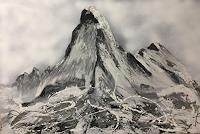 Beate-Fritz-Landschaft-Berge-Natur-Gegenwartskunst-Gegenwartskunst