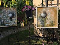 Beate-Fritz-Diverse-Pflanzen-Natur-Erde-Moderne-Abstrakte-Kunst