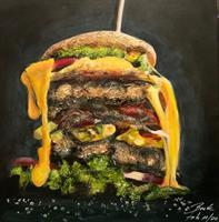 Beate Fritz, Geburtstag Burger