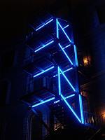 Biennale Lightart, Lichtkunst Lightart Biennale Mounty R. P. Zentara