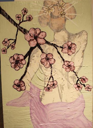 Pamela Gotangco, Sakura, Menschen: Frau, Gegenwartskunst