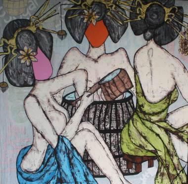 Kunst von Pamela Gotangco