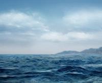 Robert-Gaertner-Landschaft-See-Meer-Moderne-Naturalismus