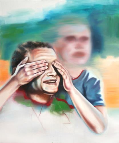 Robert Gärtner, Vision, Menschen: Paare, Humor, Expressionismus