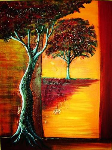 agabea, Traum, Natur: Wald, Symbol, Postmoderne