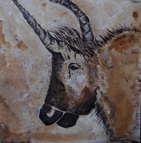 agabea, Lascaux / Stier, Tiere: Land, Jagd, Andere