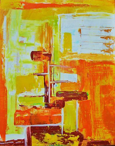 agabea, Ohne Titel 1, Fantasie, Abstraktes, Abstrakte Kunst