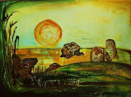 agabea, Hoffnung, Gefühle: Geborgenheit, Fantasie, Abstrakte Kunst