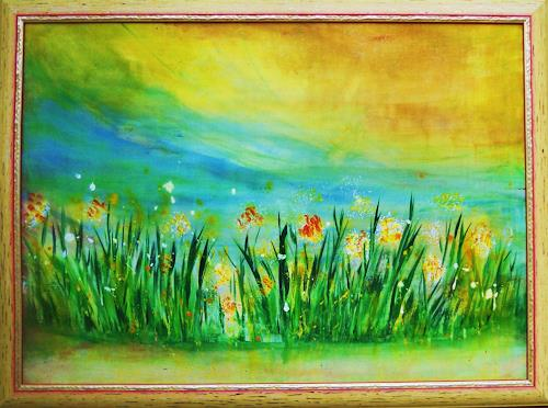 agabea, Wärme, Landschaft: Frühling, Gefühle: Freude, Symbolismus