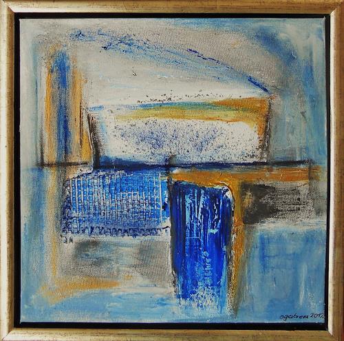 In der stadt von agabea wohnen stadt abstraktes malerei for Interieur exterieur wohnen in der kunst