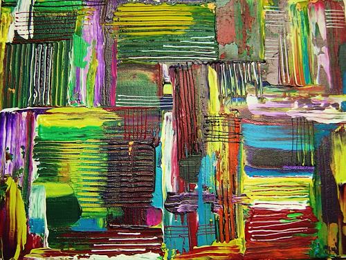 agabea, Farbengeburt, Abstraktes, Fantasie, Abstrakte Kunst