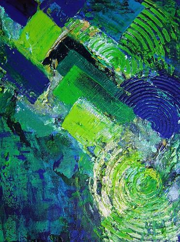 agabea, Grüne Bewegung, Bewegung, Symbol, Abstrakte Kunst