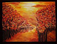 agabea-Landschaft-Herbst-Natur-Wald-Gegenwartskunst-Land-Art