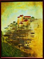 agabea-Landschaft-Huegel-Wohnen-Dorf-Gegenwartskunst-Land-Art