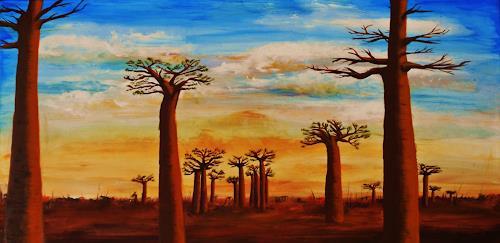 agabea, Verstoßen, Pflanzen: Bäume, Mythologie, Postsurrealismus
