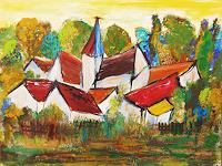 agabea-Wohnen-Dorf-Diverse-Landschaften-Moderne-Abstrakte-Kunst