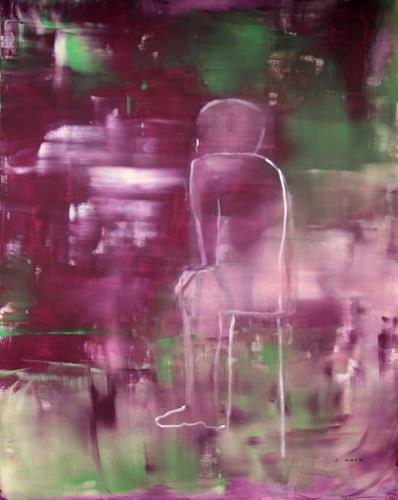 c.mank, Verklebte Sicht, Menschen, Landschaft, Gegenwartskunst, Abstrakter Expressionismus