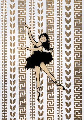 c.mank, Dancer #5, Diverses, Pop-Art