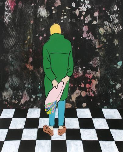 c.mank, Sample #7, Diverse Menschen, Pop-Art
