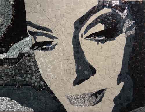 Emanuela Bottana, silenziosa, Menschen: Gesichter, Expressionismus
