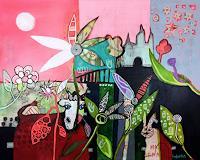 Fredi-Gertsch-Fantasie-Maerchen-Moderne-Pop-Art
